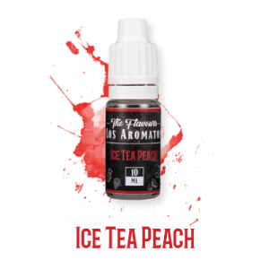 Los Aromatos Aromat 10ml Ice Tea Peach