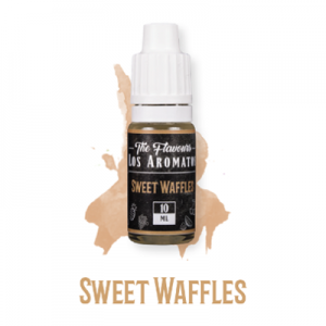 Los Aromatos Aromat 10ml Sweet Waffels