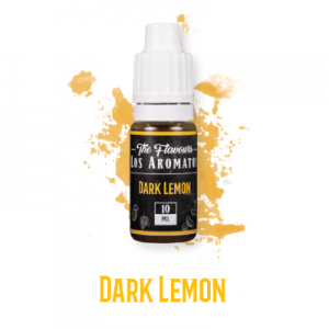 Los Aromatos Aromat 10ml Dark Lemon